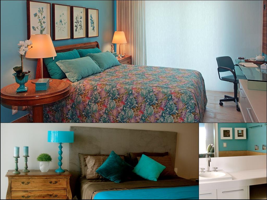 decoracao de sala azul turquesa e amarelo : decoracao de sala azul turquesa e amarelo:Moveis e objetos facilmente podem ser colocados na decoração, sejam