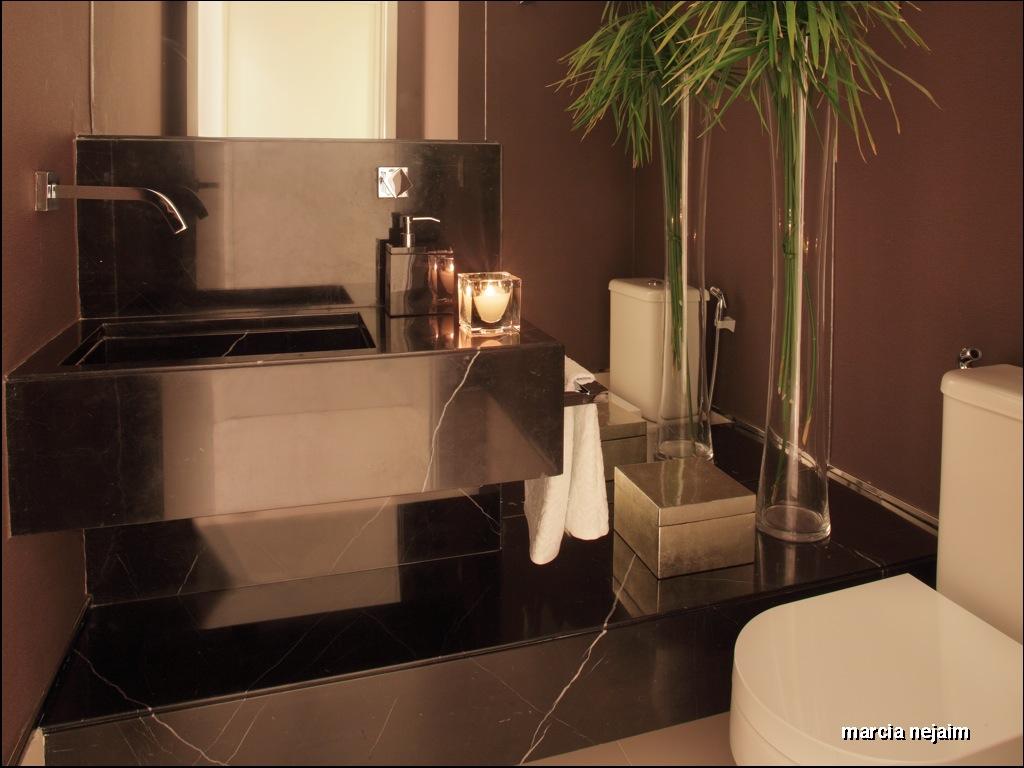 Detalhes são importantes… #A07B2B 1024x768 Banheiro Com Porcelanato Marrom