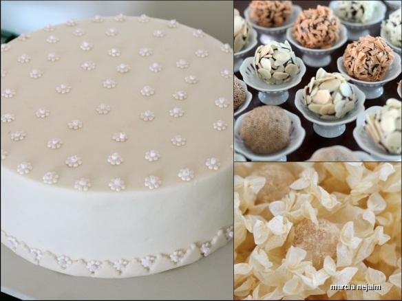 aninha o bolo