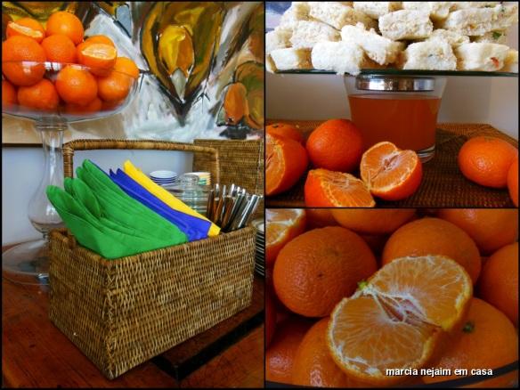 baile laranjas