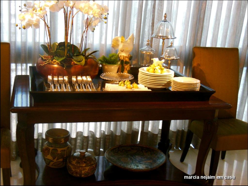 Aparadores Beleza E Funcionalidade Marcia Nejaim -> Aparador Para Sala D Jantar Aki
