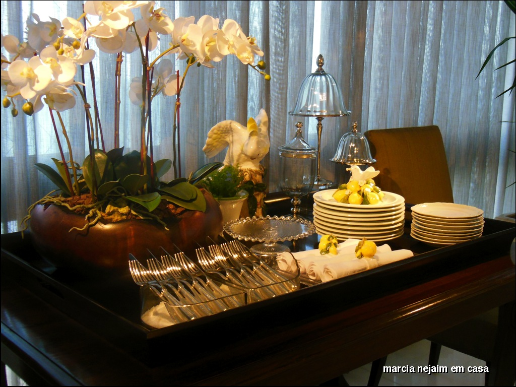 #AD791E aparador há muito tempo deixou de ser um móvel de sala de jantar  1024x768 píxeis em Decoração Da Sala De Jantar Para O Natal